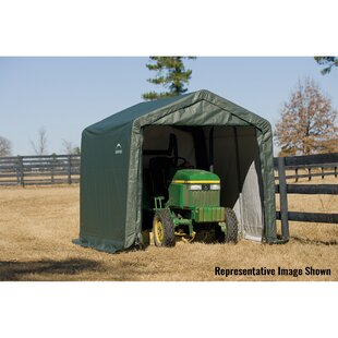 Plastic Storage Shed By ShelterLogic