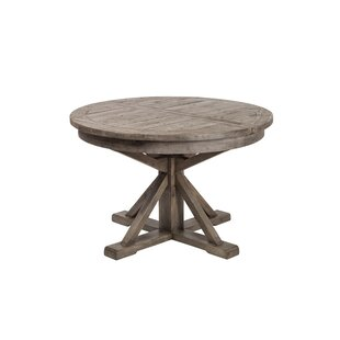 Meunier Extendable Dining Table Gracie Oaks