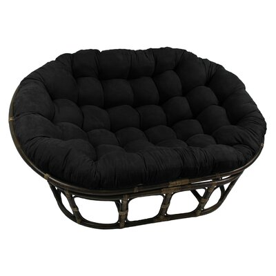 Swell Bocanegra Papasan Chair Bay Isle Home Upholstery Black Cjindustries Chair Design For Home Cjindustriesco