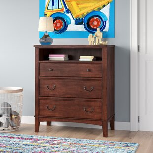 Comparison Virginia Youth Bedroom 3 Drawer Chest by Grovelane Teen