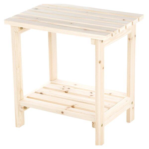 Tables de patio en bois