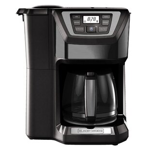 12-Cup Mill and Brew Coffee Maker