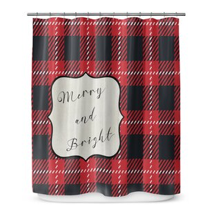 Merry And Bright 72 Shower Curtain