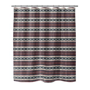 Foundry Select Mercedes Shower Curtain
