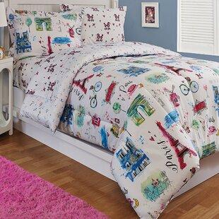 Han Paris Reversible Comforter Set