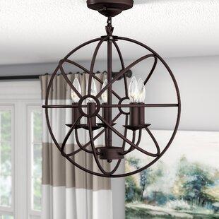 Douglass 5-Light Globe Cha..