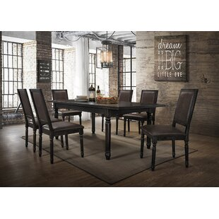 Lyons 7 Piece Dining Set Gracie Oaks