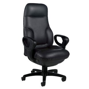 Concorde Leather Executive Chair By Global Total Office