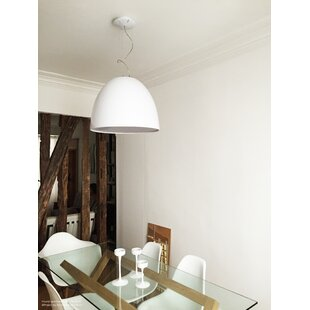 Nur 1-Light Cone Pendant by Artemide