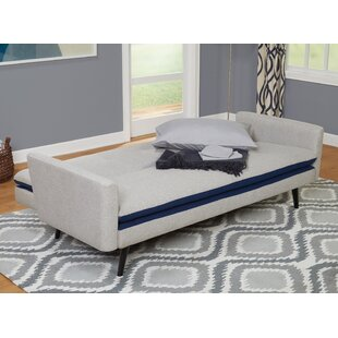 Brayden Studio Borges Futon and Mattress