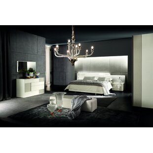 Rossetto USA Nightfly Platform Bed