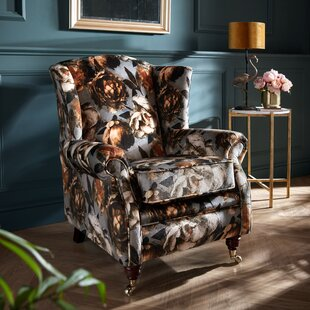 Ferrante Wingback Chair By ClassicLiving