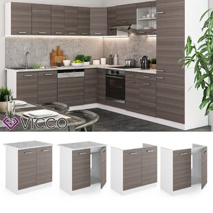 Menguc Kitchen Pantry By Ebern Designs