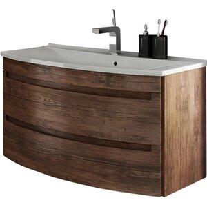 Devo 90 cm Einbau-Waschbecken Dynamic