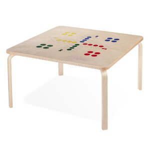 Ludo Children's Activity Table by Just Kids