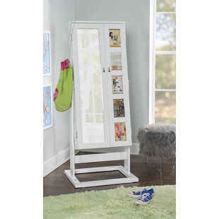 Cheval Photo Armoire by August Grove