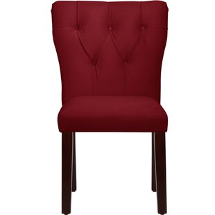 Skyline Furniture Veronica Tufted Upholstered Dining Chair