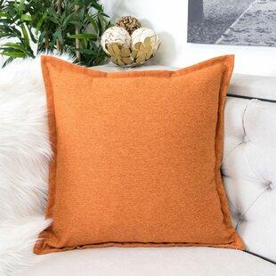 Norfork Texture Indoor/Outdoor Velvet Throw Pillow