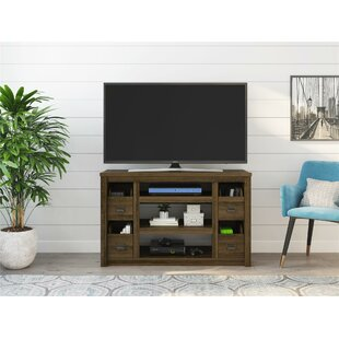 Ricardo TV Stand for TVs up to 55 with Electric Optional Fireplace