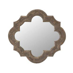 Kouboo Quatrefoil Wall Mirror