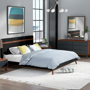 Lani Platform 5 Piece Bedroom Set