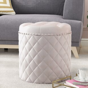 Online Reviews Westbrooks Ottoman By Willa Arlo Interiors