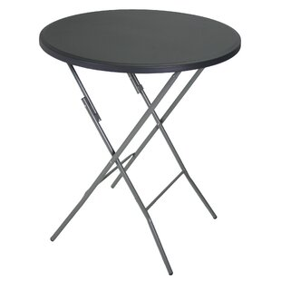Elwood Folding Metal Bar Table By Sol 72 Outdoor