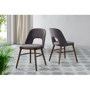 Giovanna Upholstered Dining Chair (Set of 2) Corrigan Studio