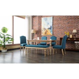Tessio 6 Piece Dining Set