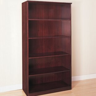 Mayline Group Corsica Series Standard Bookcase