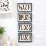 Wash Brush Flush Wayfair