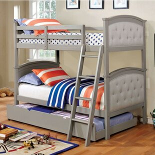 Buy clear Northwich Twin over Twin Standard Bed by Harriet Bee Reviews (2019) & Buyer's Guide