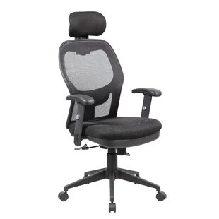 Comparison Macie Ergonomic Conference Chair by Symple Stuff Reviews (2019) & Buyer's Guide
