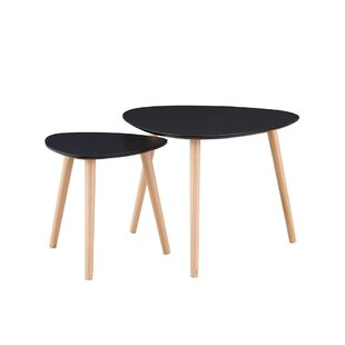 Cyr 2 Piece Coffee Table Set By Norden Home