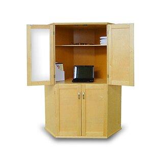 Teacher's 4 Door Storage Cabinet by A+ Child Supply