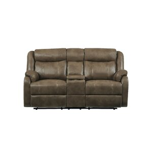 Pawling Reclining Loveseat by Loon Peak