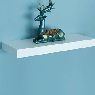 Bryanna Floating Wall Shelf