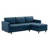 Encline 85.83'' Right Hand Facing Modular Sofa & Chaise by Corrigan Studio®