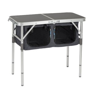 Teo Camping Table With Storage By Sol 72 Outdoor