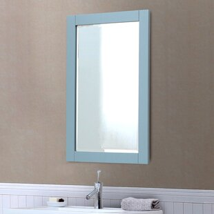 Find Lisbon Bathroom/Vanity Mirror By Rosecliff Heights