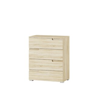 Pantoja 4 Drawer Chest By Mercury Row
