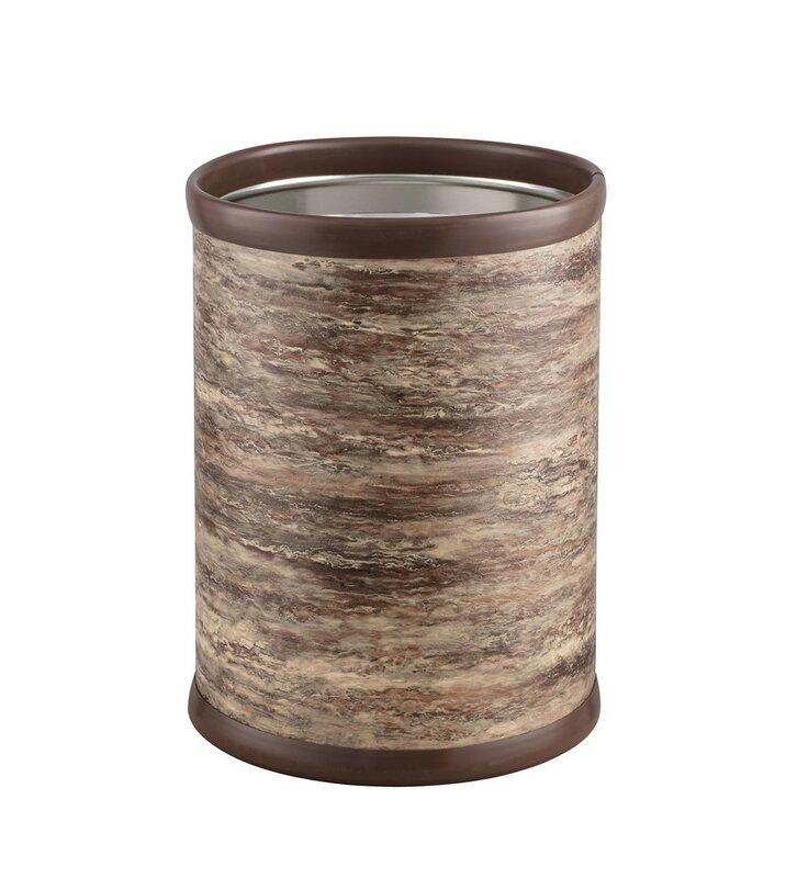 Nantwich Round Steel Waste Basket