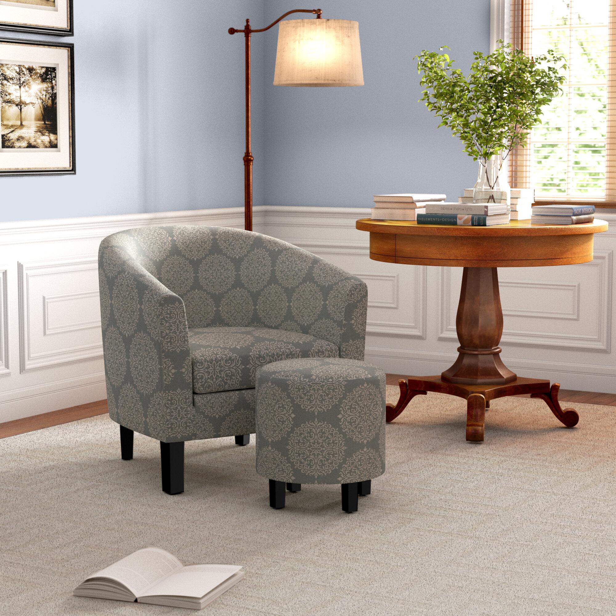 Magnificent Ailsa Barrel Chair Bralicious Painted Fabric Chair Ideas Braliciousco