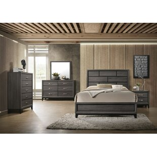 Caudillo Panel Configurable Bedroom Set