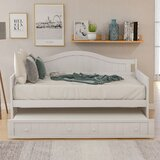Amsha Twin Daybed with Trundle by Red Barrel Studio®