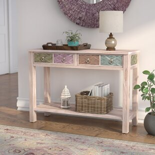 Farragutt Console Table By Rosecliff Heights