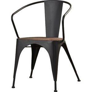 MIXT Toli Solid Wood Dining Chair (Set of..
