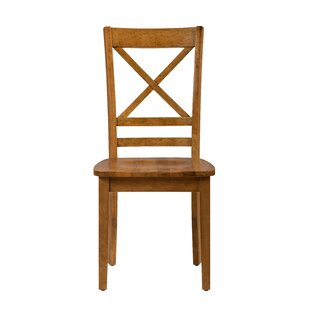 Parham Solid Wood Dining Chair (Set of 2)..