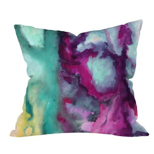 Jacqueline Maldonado Armor Outdoor Throw Pillow