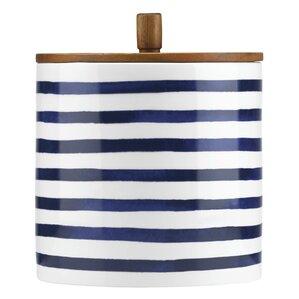 Kitchen Canisters Blue | Blue Kitchen Canisters Jars You Ll Love Wayfair